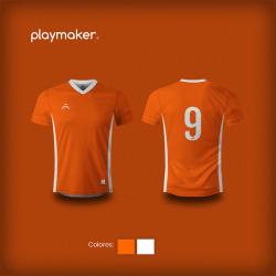Camiseta Playmaker Fútbol [CR]