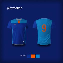 Camiseta Playmaker Fútbol [ZZ]