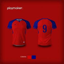 Camiseta Playmaker Fútbol [SL]