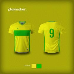 Camiseta Playmaker Fútbol [RQ]