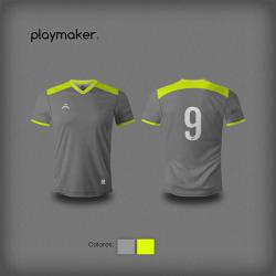 Camiseta Playmaker Fútbol [RD]