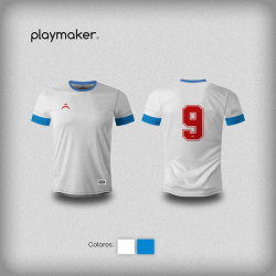 Camiseta Playmaker Fútbol [PL]