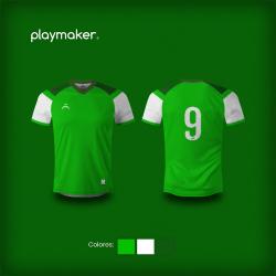 Camiseta Playmaker Fútbol [LF]