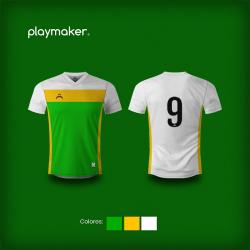 Camiseta Playmaker Fútbol [LD]