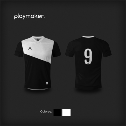 Camiseta Playmaker Fútbol [BL]