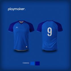 Camiseta Playmaker Fútbol [DB]