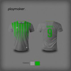 Camiseta Playmaker Fútbol [NT]