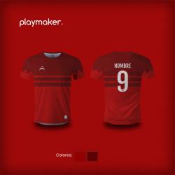 Camiseta Playmaker Fútbol [FC]