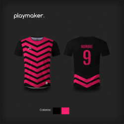 Camiseta Playmaker Fútbol [IM]