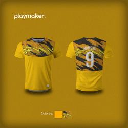 Camiseta Playmaker Fútbol [OA]