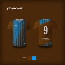 Camiseta Playmaker Fútbol [DP]