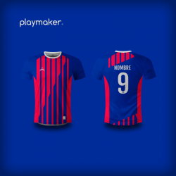 Camiseta Playmaker Rugby [DP]
