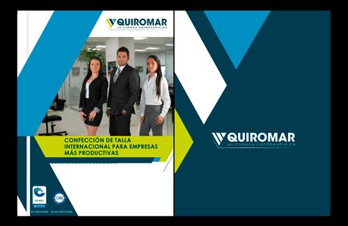 Catálogo de Quiromar